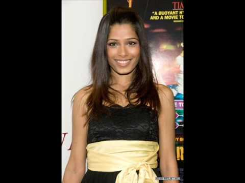Freida Pinto - A Classic Beauty Video
