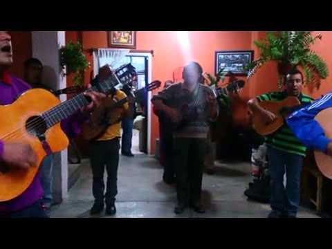 """""""Rondalla Corazón Bohemio"""" Valle de Chalco Ensayando """"Perfume de Gardenias"""""""
