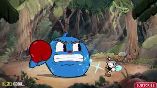 Cuphead Gameplay (PC Game).