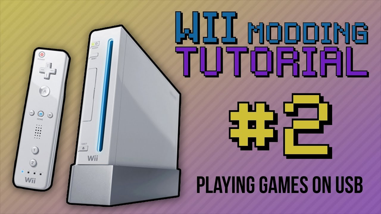 playing games on wii from usb
