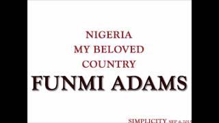 Nme Mo Ne Mo - Funmi Adams