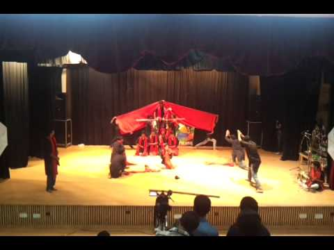 Khel Khel Mein | @Punjabi University Patiala, 2012 | Osmium - The Theatre Group