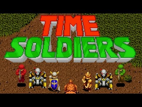 CGRundertow TIME SOLDIERS for PlayStation 3 Video Game Review
