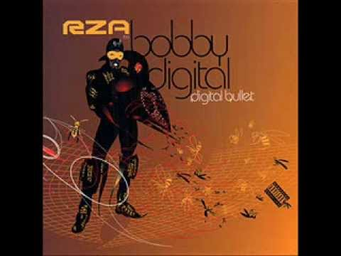 Rza - Digital Bullet