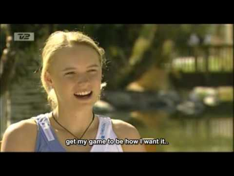 Caroline Wozniacki Behind The Scene - Eng. Subs. Part-1