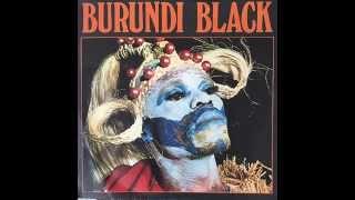 Burundi Steïphenson Black - Burundi Black I