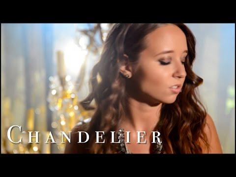 Chandelier - Sia - Cover by Ali Brustofski (Official Music Video)