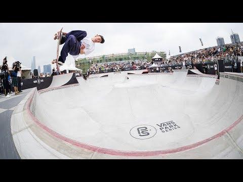 Vans Park Series: Shanghai Men's Highlights