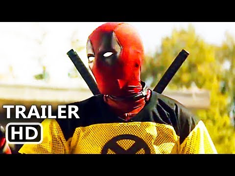 "DEADPOOL 2 ""X-Men VS Firefist"" Fight Trailer (NEW 2018) Ryan Reynolds Movie HD"