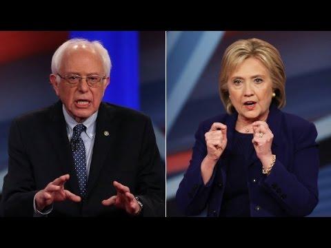 'Bernie is the better feminist'