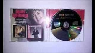 Watch Suzi Quatro You Are My Lover video