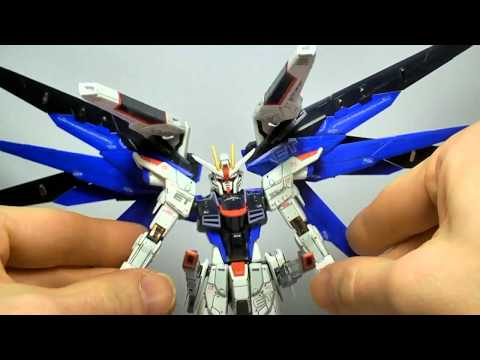 1/144 RG Freedom Gundam Review