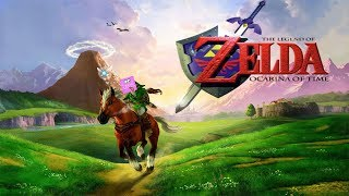 [Justy Streams] The Legend of Zelda: Ocarina of Time (11)