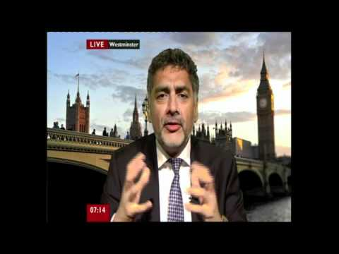 BBC Breakfast - James Caan discusses StartUp Loans for young entrepreneurs, May 2012