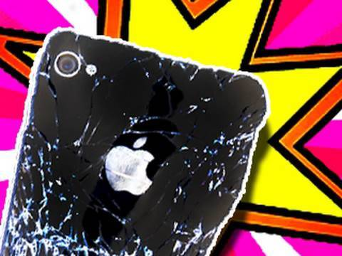 iPhone 4 - PRANK!!!!
