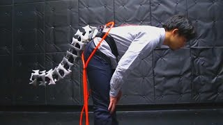 This Robotic Tail Could Help People With Balance Problems