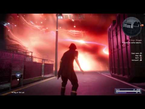 Final Fantasy XV - Ring Of The Lucil Power