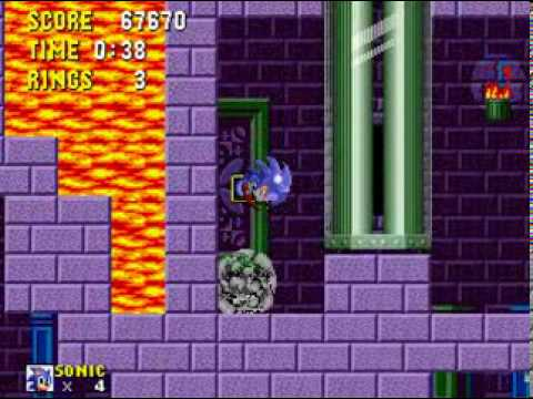 Sonic the Hedgehog - Sonic the Hedgehog - Marble - User video