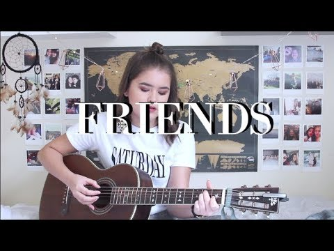 FRIENDS - Marshmello & Anne-Marie / Cover by Jodie Mellor #1