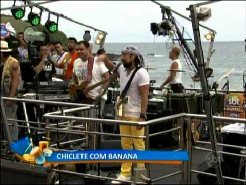 Despedida de Bel Marques do Chiclete com Banana | Carnaval 2014