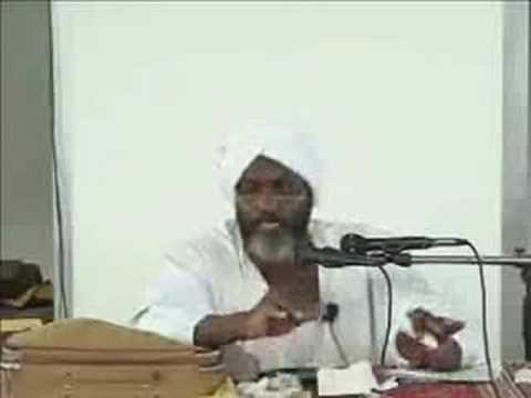 الشيخ حامد آدم : كيف كنا نعلم الغيب جزء 8