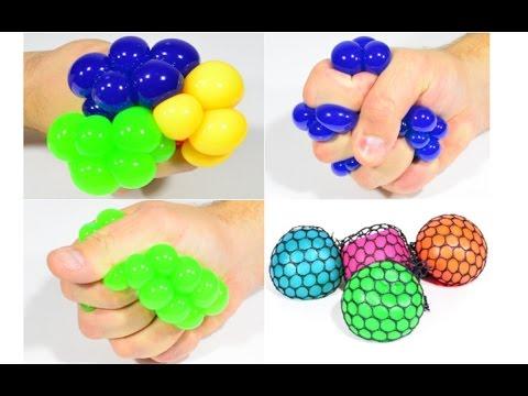 Супер шарик антистресс, топ мирового дизайна, круче чем пупырчатая пленка