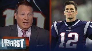 Tom Brady's best chance to be successful is in New England — Eric Mangini | NFL | FIRST THINGS FIRST