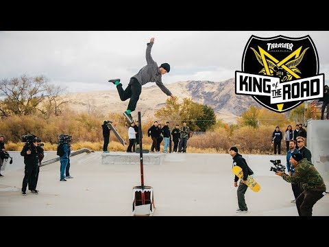 King of the Road Season 3: World's Biggest Pole Jam?
