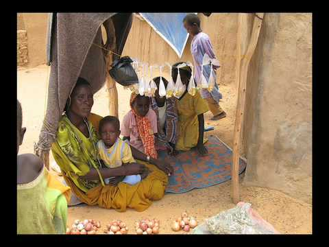 Weaving a Web of Protection for Women and Girls in Darfur, Sudan