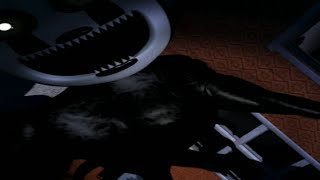 MARIONETTE IS HERE!| Five Night's at Freddy's 4 (HALLOWEEN UPDATE) - Part 3