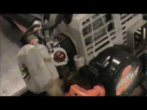 echo srm 210 trimmer fuel problem fixed