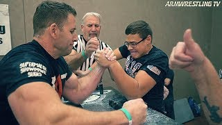New England Arm Wrestling Championship 2018 LEFT