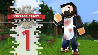 VINTAGECRAFT UHC (Season2) - EP01 - It's A Solo!