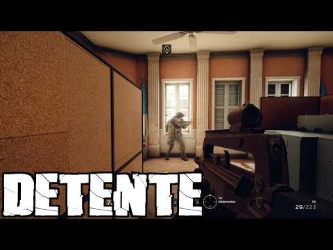 Rainbow Six Siege - Les situations #01 | Vidéo-Détente | Gameplay PC Ultra