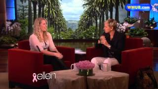 Concord waitress gets surprise gift on Ellen