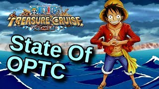 The State Of One Piece Treasure Cruise | Channel Update