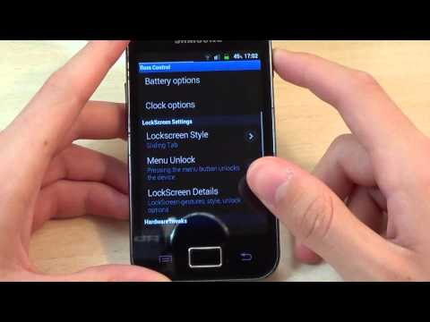 Ultimate Stock Rom v6: review en un Samsung Galaxy Ace - TheVigoFlax