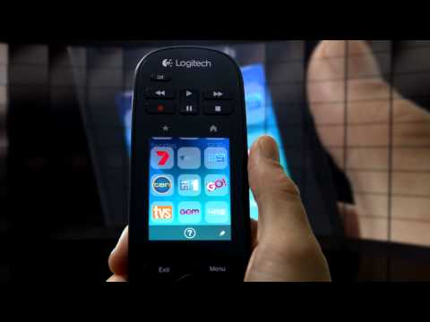 Logitech Harmony Touch - Rethink Your Remote