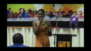 Pastor Sii 50th Birthday Service - 27th July 14 - PART 1