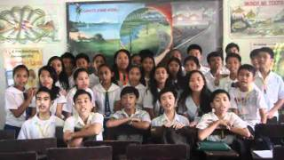 Greetings From Jamindan National High School Students To Their Teachers