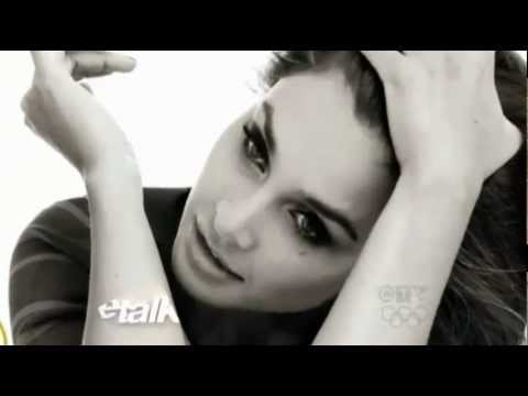 Etalk - On set with Lisa Ray - More Magazine