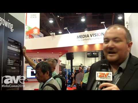 InfoComm 2016: Audinate Explains Wall Of Fame Products