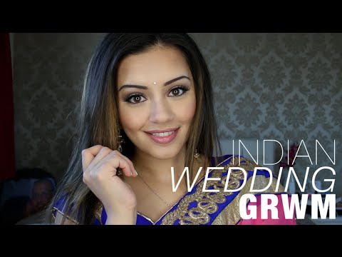 Tutorial | Indian Wedding Grwm | Kaushal Beauty video