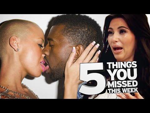 Kim makes Kanye West Shower 30 times….