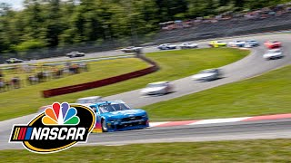 NASCAR Xfinity Series B&L Transport 170 | EXTENDED HIGHLIGHTS | 8/10/19 | Motorsports on NBC