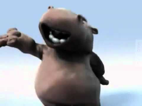 Happy Birthday To You Song By Hippo And Dog.flv video