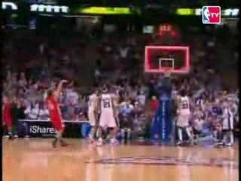 Vince Carter - Nets Raptor