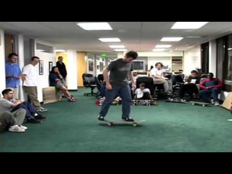 Tony Hawk's Pro Skater 3 - Neversoft Kickflip contest