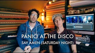 Panic! At The Disco - Say Amen (Saturday Night) [Previs]
