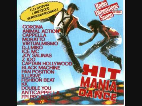 Hit Mania Dance CD1 (1994)